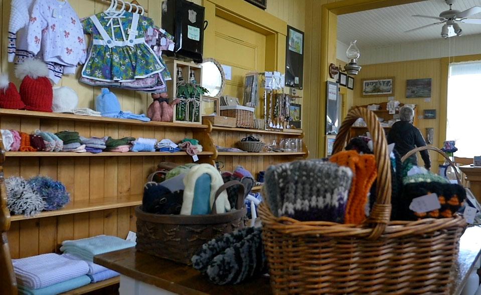 Boutique d'artisanat