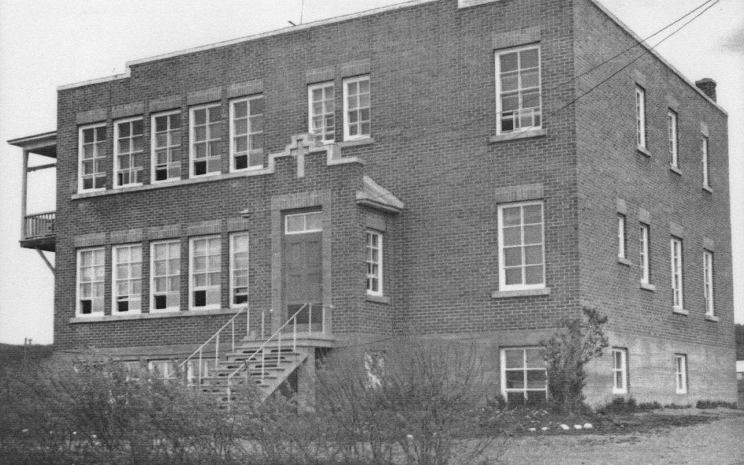 Le collège Saint-Joseph