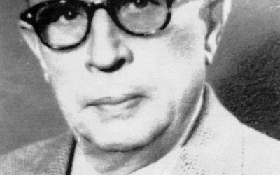 J.T. Alfred LeBel, agent de station