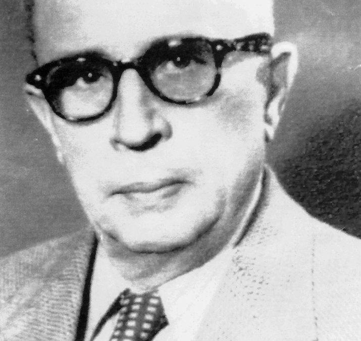 J.T. Alfred LeBel, chef de gare